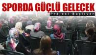 Bekir Pehlivanoğlu Okulunda Spor'da Güçlü Bir Gelecek Projesi Başlıyor