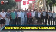 Beşiktaş Çarşı Grubundan Akhisar'a Anlamlı Ziyaret