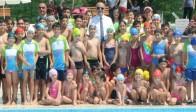 Büyükşehir Belediyespor 1000 Yüzücü Yetiştirdi