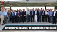 Büyükşehir Belediyespor'da Başkanlığa Güzgülü Seçildi