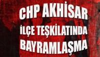 CHP Akhisar İlçe Teşkilatında Bayramlaşma