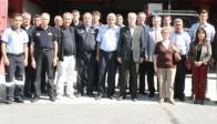 CHP'den İtfaiyeye Ziyaret