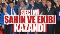 CHP İlçe Başkanlığı Seçimi Şahin ve Ekibi Kazandı