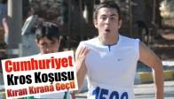 Cumhuriyet Kros Koşusu Kıran Kırana Geçti