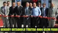 Dereköy Ortaokulu Tübitak 4006 Bilim Fuarı