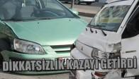 Devlet Karayolunda Kazada 1 Kişi Yaralandı