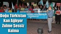 Doğu Türkistan Kan Ağlıyor Zulme Sessiz Kalma