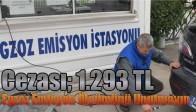 Egzoz Emisyon Ölçümünü Unutmayın Cezası; 1.293 TL