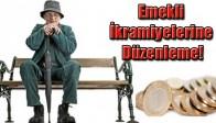 Emekli İkramiyelerine Düzenleme!