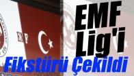 EMF Lig'i Fikstürü Çekildi