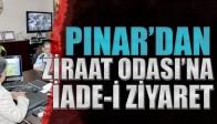Emniyet Müdürü Engin Pınar, Akhisar Ziraat Odasına iade-i ziyaret Etti