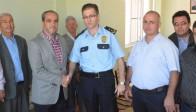 Emniyet Müdürü Engin Pınar, Saadet Partisini Ziyaret Etti