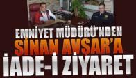 Emniyet Müdürü Pınar'dan Anlamlı Ziyaret