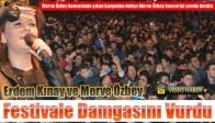 Erdem Kınay ve Merve Özbey Festivale Damgasını Vurdu
