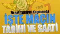 Galatasaray, Akhisar Belediyespor Kupa Maçının Tarih ve Saati Belli Oldu