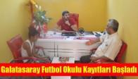 Galatasaray Futbol Okulu Kayıtları Başladı