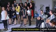Gençlerbirliği Korosundan Çağlak Konseri