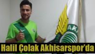 Halil Çolak Akhisarspor'da