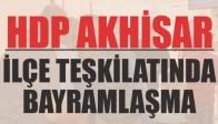 HDP Akhisar İlçe Teşkilatında Bayramlaşma
