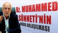 Hz. Muhammed Sünnetinin Doğru Anlaşılması Semineri