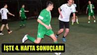 İlçe Adliyeler Arası Futbol Turnuvası 4.Hafta