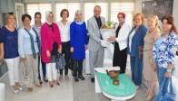 Kadın Girişimcilerden Başkan Ergün'e Ziyaret