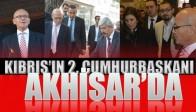 "Kıbrıs'ın 2. Cumhurbaşkanı  Talat, ""Kıbrıs Sorunu Bir Dünya Sorunudur"""