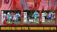 Kirazoğlu, Halı Saha Futbol Turnuvasında İkinci hafta