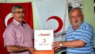 Kızılay Akhisar Şubesi'nden Ramazan paketi yardımı