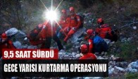 Manisa Akut'tan Gece Yarısı Nefes Kesen Kurtarma Operasyonu
