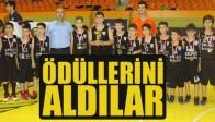 Manisa Bölgesi Basketbol Takımları Ödüllerini Aldı