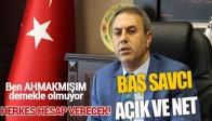 Manisa Cumhuriyet Başsavcısı Şimşek: Herkes Hesap Verecek
