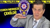 Manisa İl Emniyet Müdürü, Tayfur Ceren Merkeze çekildi!