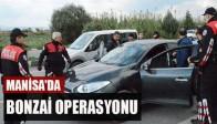 Manisa'da Bonzai Operasyonu