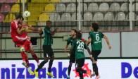 Manisa'da Gülen Taraf Yok 2-2