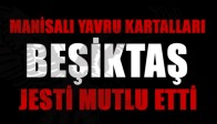 Manisalı Yavru Kartallara Beşiktaş'tan Jest