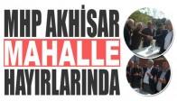 Mhp Akhisar Çaltılıçukur ve Kızlaralanı Mahallesi Hayırlarında
