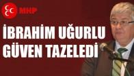 MHP Akhisar İlçe Kongresi Coşkuyla Yapıldı
