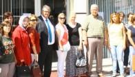 MHP Yönetiminden Ensivri'ye Ziyaret