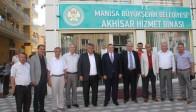 Milletvekili Erkan Akçay'dan Ensivri'ye Ziyaret