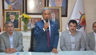 Milletvekili Muzaffer Yurttaş'ın Akhisar Ziyareti