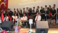 Namıkoğlu Anadolu Lisesinin Konseri Yoğun İlgi Gördü