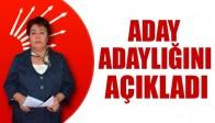 """""""Nurhan Gül"""" CHP'den Aday Adaylığını Açıkladı"""