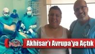 Obezite Ameliyatlarında Akhisar'ı Avrupa'ya Açtık