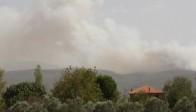 Orman Yangını Büyümeye Devam Ediyor