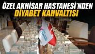 Özel Akhisar Hastanesi Diyabet Söyleşisi Ve Diyabet Kahvaltısı Düzenledi