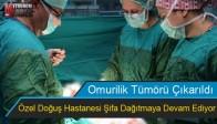 Özel Doğuş Hastanesi Şifa Dağıtmaya Devam Ediyor