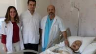 Özel Doğuş Hastanesinde Ameliyatsız Mideye Tüp Yerleştirildi