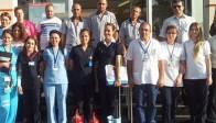 Özel Doğuş Hastanesinde Sivil Savunma ve Yangın Tatbikatı Yapıldı