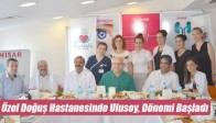 Özel Doğuş Hastanesinde Ulusoy, Dönemi Başladı
